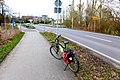 100 км Бенрат-Нойс-Дормаген-Кёльн-Леверкузен-Монхайм на Рейне-Бенрат. Географ-29.jpg
