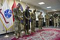 101st Division chaplain duties transferred in change of stole ceremony (Image 1 of 3) 160530-Z-ON199-040.jpg