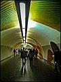 1139435960 c8695fb116 b Metro de Paris couloirs de correspondance.jpg