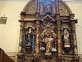 11a Villafrades de Campos Iglesia San Juan Evangelista retablo Asuncion Ni.jpg