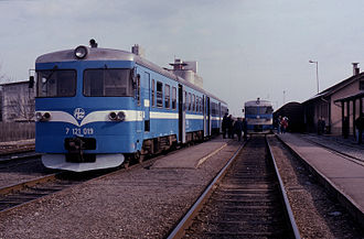 Požega, Croatia - Požega railway station
