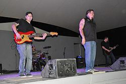 12 Stones at Al Udeid Air Base.JPG