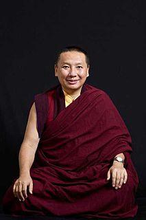 Zurmang Gharwang Rinpoche Tibetan Buddhist teacher