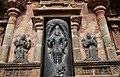 12th century Airavatesvara Temple at Darasuram, dedicated to Shiva, built by the Chola king Rajaraja II Tamil Nadu India (107).jpg