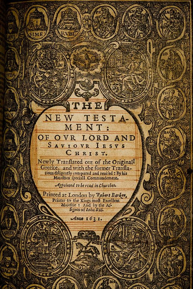 Alkitab Versi Raja James Wikiwand