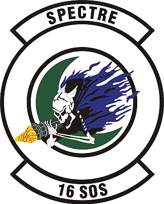 16th Special Operations Squadron - Image: 16th Special Operations Squadron