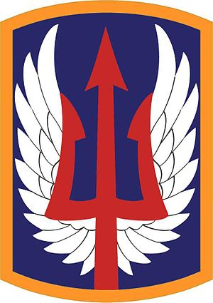 185th Aviation Brigade (United States) - 185th Aviation Brigade shoulder sleeve insignia
