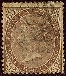 1860ca 1sh Jamaica A56 Yv6 SG6.jpg