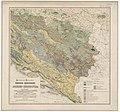 1880 - Geologische Übersichtskarte von Bosnien-Hercegovina. Erster Entwurf.jpg