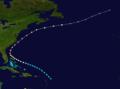 1887 Atlantic hurricane 6 track.png