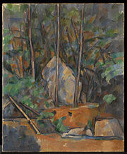 1900, Cézanne, Cistern in the Park of Chateau Noir.jpg