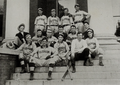 1906 Clemson Tigers baseball team (Clemson College Annual 1907).png