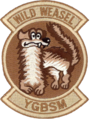 190th Fighter Squadron Wild Weasel patch.png