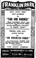 1919 FranklinPark theatre BostonGlobe Dec21.png