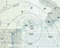 1940 Louisiana hurricane analysis 7 Aug 1940.png