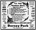 1943 - Dorney Park Ad - 30 May MC - Allentown PA.jpg