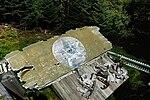 1943 Saint-Donat B-24D Liberator monument debris 06.jpg