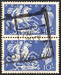 1951 SG511 10s used pair with 1953 parcel cancel.jpg