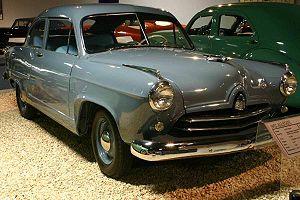 Allstate (automobile) - 1952 Allstate