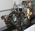 1957 Nissan Model C engine right.jpg