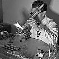 1958 Maitre verrier au CNRZ-7-cliche Jean Joseph Weber.jpg