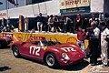 1963-05-05 Targa Florio Ferrari 250 P 0812 Mairesse Scarfiotti.jpg
