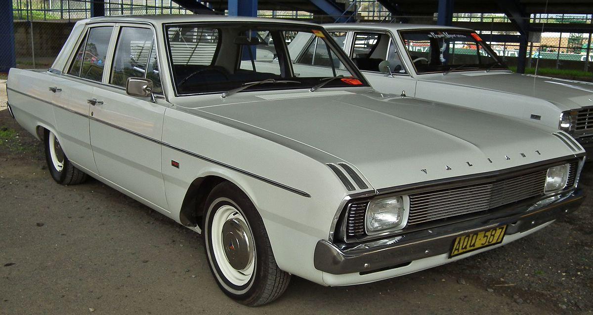 Chrysler Valiant Vg Wikipedia