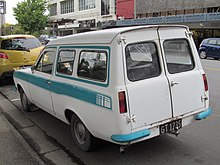 b8377a681d1d4c Ford Escort (Europe) - Wikipedia