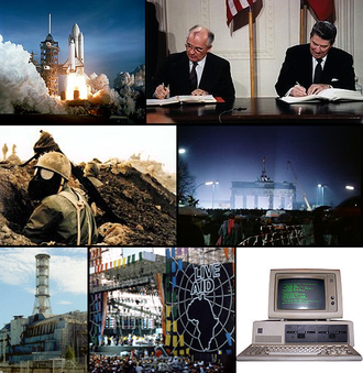 1980s - Image: 1980s replacement montage 02
