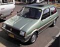 1982-1990 MG Metro 1300 3-door hatchback 01.jpg