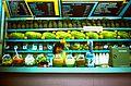 1984 Oaxaca fruit juice booth. Spielvogel Archiv.jpg