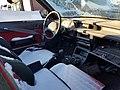 1991 Pontiac Firefly interior - Flickr - dave 7.jpg