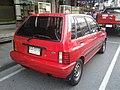 1992-1993 Ford Festiva (WA) L 5-door hatchback (2019-01-20) 04.jpg