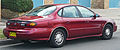 1996 Ford Taurus (DP) Ghia sedan (2010-06-17) 02.jpg