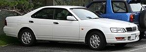 Nissan Laurel - Image: 1997 1999 NISSAN Laurel