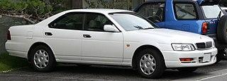 Nissan Laurel Motor vehicle