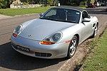 1999 Porsche Boxster (986) convertible (26250645992).jpg