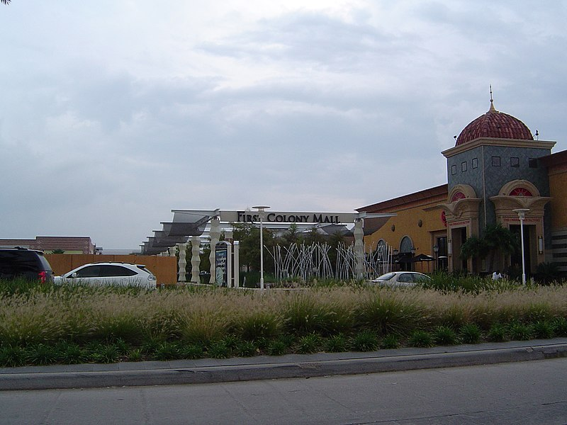 The Colony Mall in Sugar Land TX