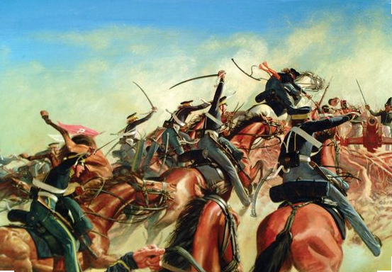 1st Regiment of Dragoons, Mexican-American War