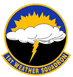 1st Weather Squadron - Image: 1st Weather Squadron