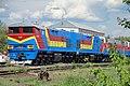 2ТЭ10ВККН-4536, Казахстан, Западно-Казахстанская область, депо Уральск (Trainpix 133972).jpg