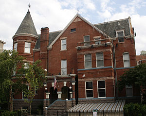 The Real World: D.C. - The Dupont Circle house where the cast resided