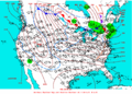 2003-01-08 Surface Weather Map NOAA.png