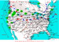 2003-04-02 Surface Weather Map NOAA.png
