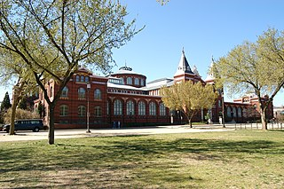 Arts and Industries Building United States historic place