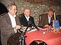 2007.10.26. Tomasz Fialkowski and Tomasz Cyz and Bogdan Tosza by Kubik.JPG