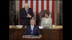 File:2007 State of the Union Address - George W. Bush Library.webm
