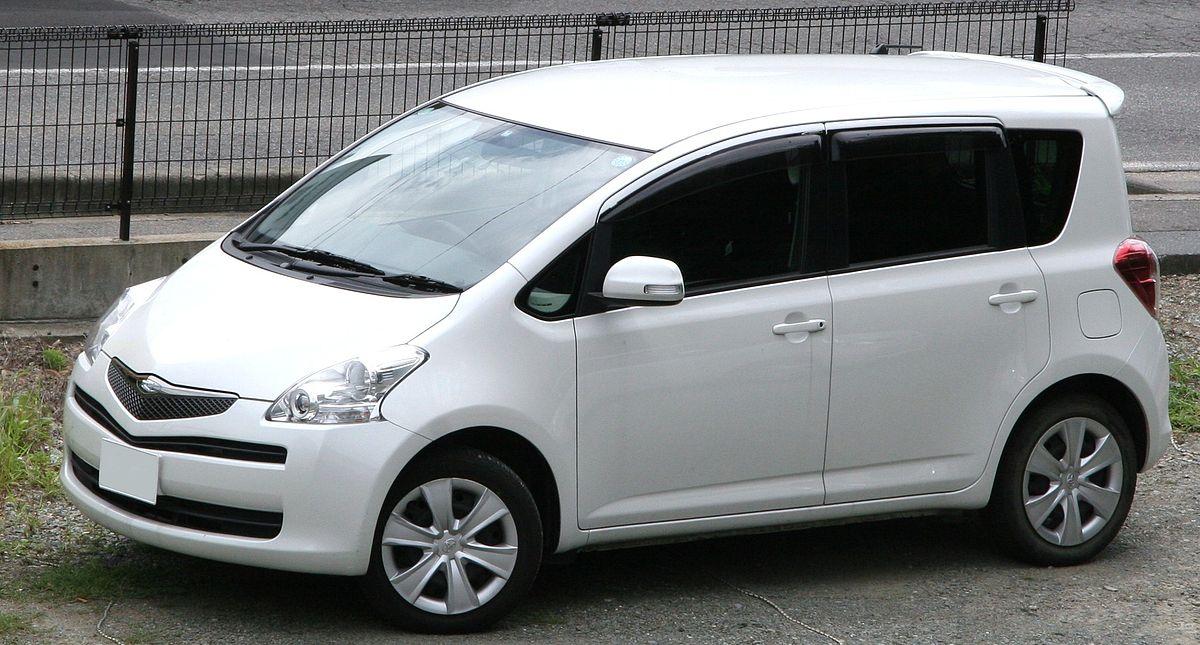 Toyota Ractis Wikipedia