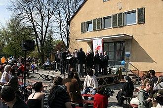 Dahlem Manor - Performance at the Berlin Bratwurst Championship (Bratwurstmeisterschaft)