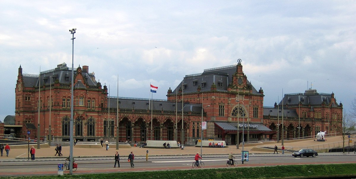 Station Groningen Hoofdstation Wikipedia